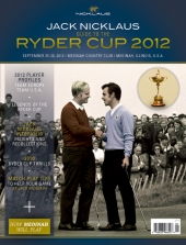 JACK NICKLAUS RYDER CUP GUIDE cover