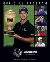 WGC: Bridgestone Program cover