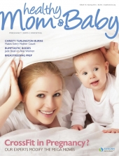 Healthy Mom&Baby; cover