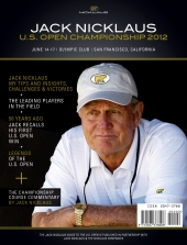 Jack Nicklaus U.S. Open Guide cover