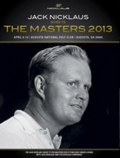 Jack Nicklaus Masters Guide cover